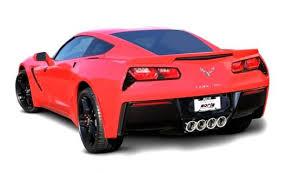 2014 corvette exhaust borla atak 11863 cat back exhaust system for c7 corvette w o npp