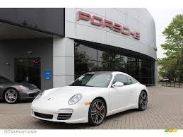 Porsche 911 White - 2012 carrara white porsche 911 targa 4s 64664382 gtcarlot com