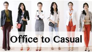 office to casual wear with extrapetite youtube