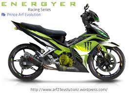 Modifikasi mobil dan motor new yamaha jupiter mx arfevolutionmwordpress new jupiter mx energyer by arf evolution m art