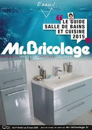 monsieur bricolage cuisine meuble lave 8 catalogue mr bricolage salle de bains et