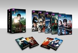 amazon com merlin the complete series various movies u0026 tv