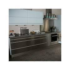meuble cuisine en aluminium poignée pour meuble cuisine aluminium diam 15 mm