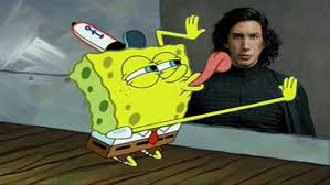 Spongebob Licking Meme - spongebob lick tumblr