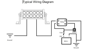 driving light wiring harness diagram wiring automotive wiring
