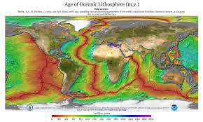 Map Of Continents And Oceans Chapter 7 The Ocean Bottom U2014 Mr Van Arsdale