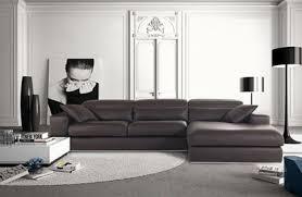 canapé exclusif cinna canapé d angle design pour moderniser un salon côté maison