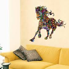 Horse Decor For Home by Compare Prices On Kids Horse Wall Mural Online Shopping Buy Low