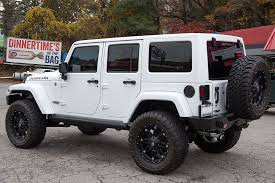 white jeep rubicon custom 2015 jeep wrangler rubicon unlimited white