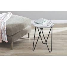 marble accent table mainstays accent table marble walmart com