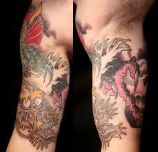 tattoo history vancouver custom tattooing by jamie macpherson skin deep magazine article