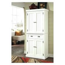 Single Door Pantry Cabinet Ameriwood Kitchen Pantry Image For Decorating Single Door