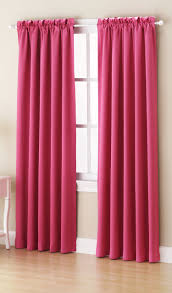kylee energy saving curtains u2013 pink u2013 lichtenberg window treatments