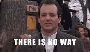 Bill Murray Groundhog Day Meme - how groundhog s day can be a day of evaluation lds s m i l e