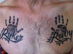 handprint tattoo tattooconnection com handprint tattoos