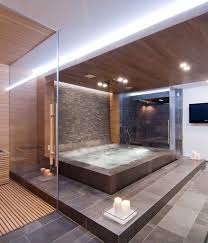 spa bathroom designs 97 stylish truly masculine bathroom décor ideas digsdigs