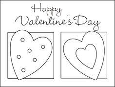 Valentine Exchange Cards Free Coloring Cards Include 2 Jokes