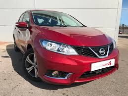 nissan juke flame red used nissan pulsar red for sale motors co uk