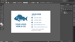 business cards template for pages or illustrator mactemplates com