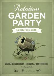 Walled Garden Login by Ra Mind Fair Presents Rotation Garden Party At Sugnall Walled