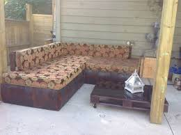 Diy Outdoor Sectional Sofa Shut The Front Door These Pallet Furniture Ideas Are Breathtaking