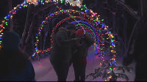 botanical garden merry u0026 bright light festival