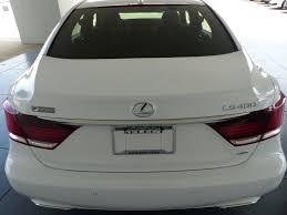 lexus warranty registration used 2015 lexus ls 460 crafted line marietta ga