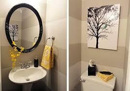 decorative ideas for small bathrooms half bathroom decor ideas for small bathrooms bath 14