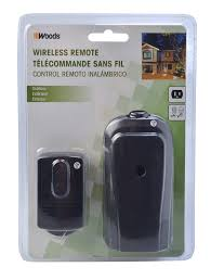 Amazon Com Westek Rfk326lc Outdoor by Woods Outdoor Wireless Remote 3 Mechanical Joint Types