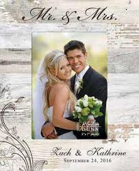 Personalized Wedding Photo Frame Personalized Wedding Frames Engraved Wedding Photo Frames
