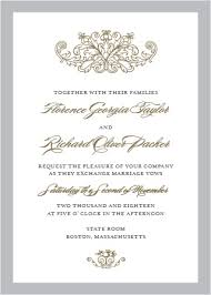 where to get wedding invitations wedding invitations match your color style free