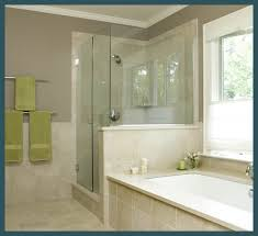 Seamless Glass Shower Door Atlanta Frameless Glass Shower Door Company Drexler