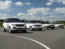 old range rover range rover turns 45 years old practical motoring