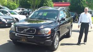 lexus v8 volvo 2007 volvo xc90 awd v8 review in 3 minutes you u0027ll be an expert
