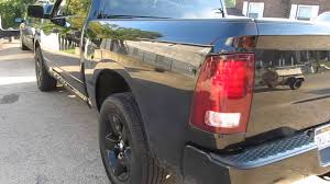 dodge truck package 2014 ram 1500 express black package murdered out hemi