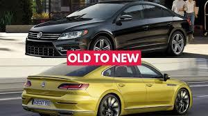 old volkswagen yellow 2017 vw cc 2018 vw arteon youtube