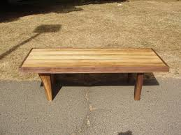natural and elegant design reclaimed coffee table home