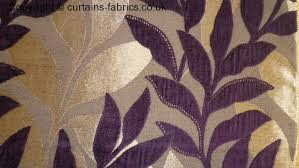 Aubergine Curtains Lugano Sold Out By Yorke Interiors In Aubergine Curtain Fabric