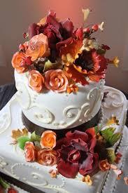 7 autumn wedding cake ideas images autumn