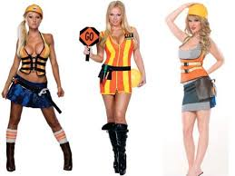 Female Firefighter Halloween Costume Occupation Halloween Costumes Men Women Holidappy