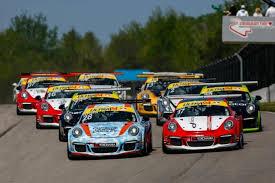 porsche gt3 racing series begins in the ultra 94 porsche gt3 cup challenge canada series