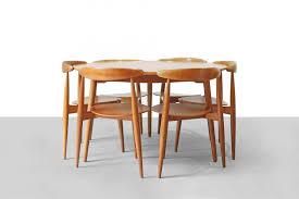 hans olsen teak roundette dining room set for frem rojle teak