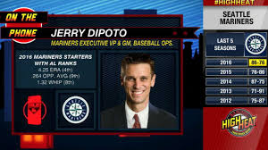 Kenny Backyard Baseball Gm Jerry Dipoto Putting His Stamp On Mariners Mlb Com