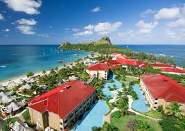 sandals resorts offers three times the fun in beautiful saint