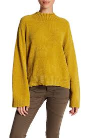 chenille sweater abound mock neck chenille sweater nordstrom rack