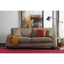 modern u0026 contemporary extra deep seat sofa allmodern