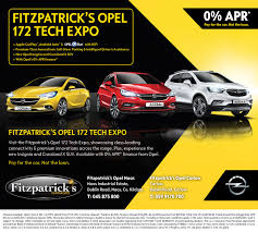 opel suv 2017 fitzpatricks opel 172 tech expo fitzpatricks garages