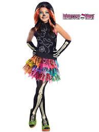 monster halloween costumes for toddlers skelita calaveras costume girls monster high costumes