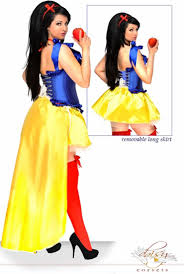 5 pc poisoned apple costume amiclubwear costume online