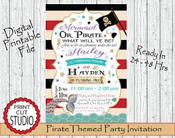 abc alphabet themed party invitation personalized printable